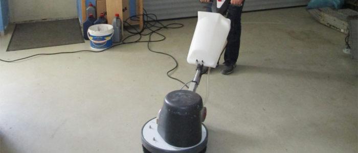 Fußbodenreinigung, Objekt- und Wohnungsberäumung, Fassadenreinigung sowie Reparaturdienste