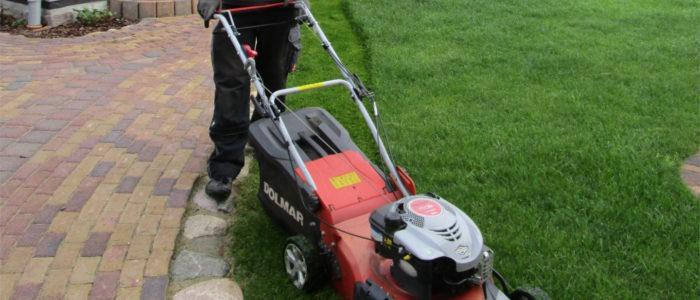 Gründliche Grünflächenpflege, Baumschnitt, Winterdienst und Gewegreinigung